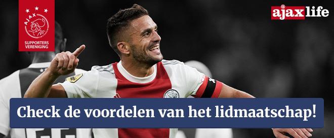 Banner Ajax Life Nieuw